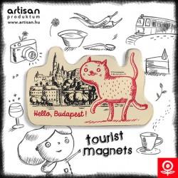 Tourist magnets - Budai Vár