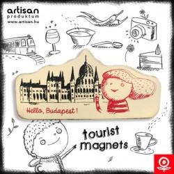Tourist magnets - Parlament