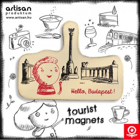 Tourist magnets - Hősök tere