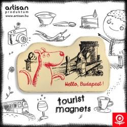 Tourist magnets - Lánchíd