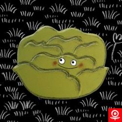 Kert - saláta