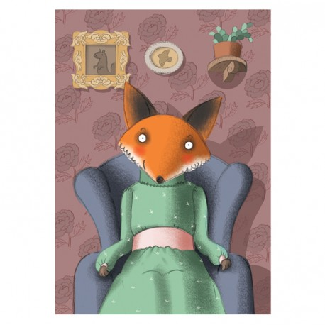 Foxgirl A4