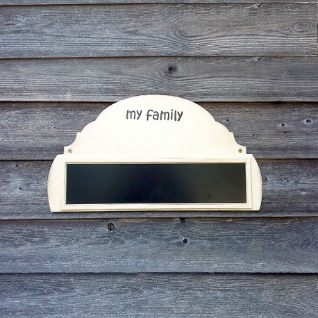"""Family table """"M"""" for 5 Babo magnets"""