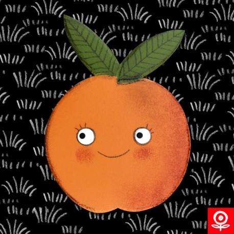Garden - Peach