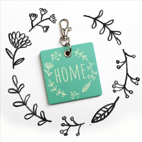 HOME key holder