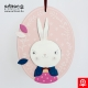 Rabbit girl door hanger/ decoration