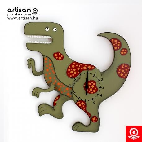 Clock - Tyrannosaurus