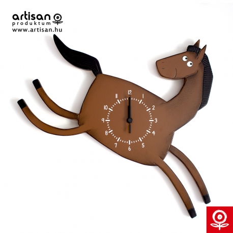 Jumping Horse - brown