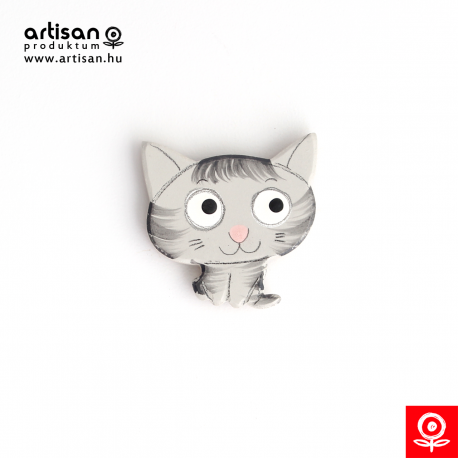 Babo cat magnetic figure